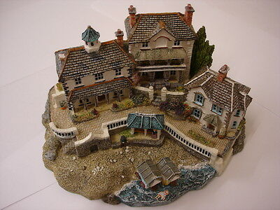 Danbury Mint - Clearwater Beach - Jane Hart - Our Scenic Shores Collection