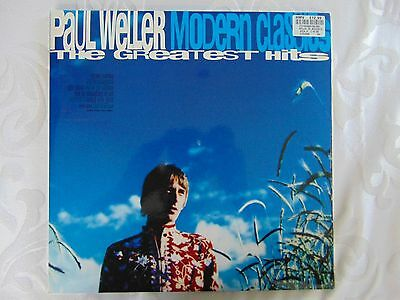 Rare Original 1998 PAUL WELLER – MODERN CLASSICS 2LP Vinyl Record – New&Unplayed
