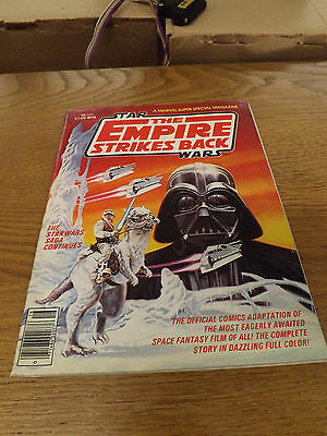 Star Wars The Empire Strikes Back Marvel Comics