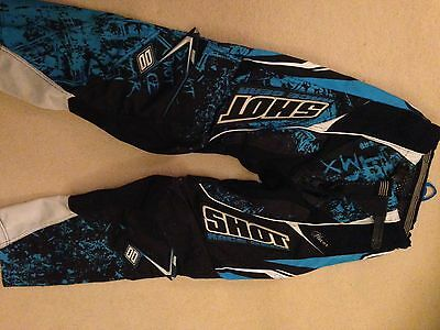 Men's Shot Moto X Racing Trousers