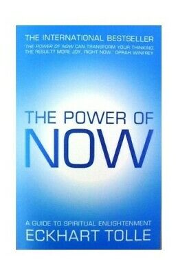 The Power of Now by Tolle  Eckhart Book The Cheap Fast Free Post