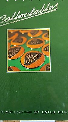 The Lotus Book Collectables By William Taylor 256 Page Hardback