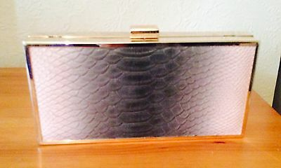 clutch bag Black And Pink
