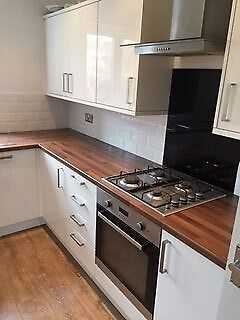 Complete Kitchen - Units, Appliances, Worktop