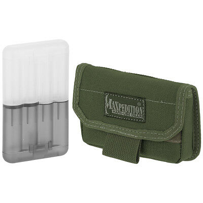 Maxpedition Volta Battery Pouch Camera Iphone Outdoor Hunting Army Case Od Green