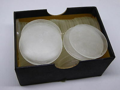 Old Stock Vintage OPHTHALMIC Lenses - Spectacle Lens Blanks