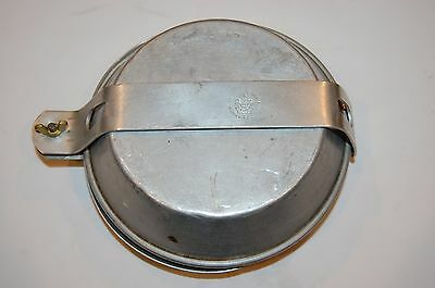 Vintage Boy Scouts of America Aluminum Camping Mess Kit, Free Shipping.