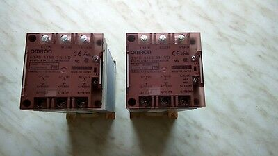 Omron G3PB-515B-3N-VD Solid State Contactor SSR