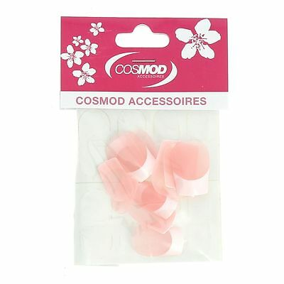 Faux Ongles French Manucure Cosmod - Rose