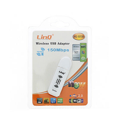 Adaptateur Wireless Linq 150 Mbps