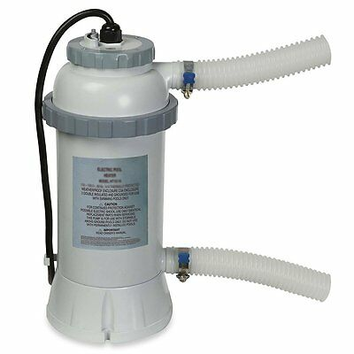 Intex Electric Pool Heater 2.2KW - Ideal for 8 to 12ft pools