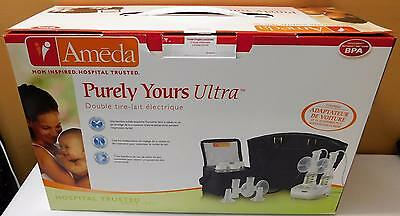 Ameda Purely Yours Ultra Double Electric Breast Pump