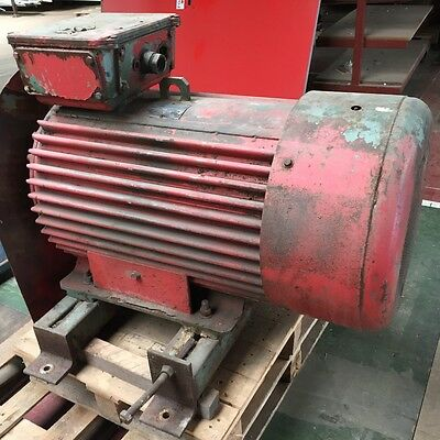 75Kw Electric Motor 100Hp Brook Compton 3 Phase