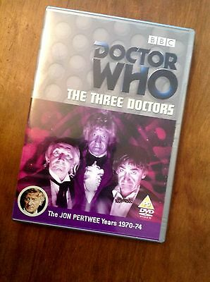 """Dr Who """"the Three Doctors"""""""