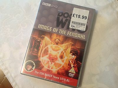 """DR WHO """"THE IMAGE OF FENDAHL"""" unopened"""