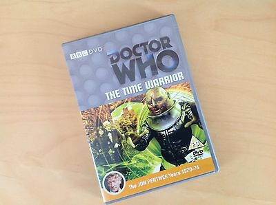 """Dr Who """"The Time Warrior """""""