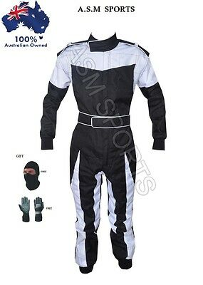 Go Kart Race Suits with Free Gifts