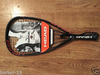 HEAD RADICAL GRAPHENE RACQUETBALL 170 grams BRAND NEW - GET IT NOW !!!!!