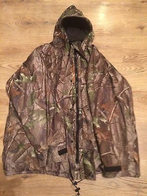 Shimano Tribal Realtree Carp Fishing Coat, Size XXL