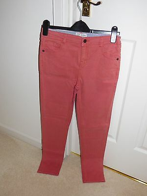 Fat Face Girls Dark Pink Jeans Age 12-13Y