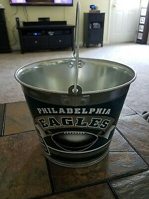 Philadelphia Eagles beer bucket, 5qt
