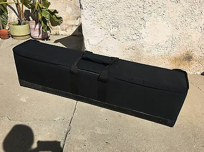 Custom Versaflex Large Long Transport Case For Briese Broncolor Heavy Duty!