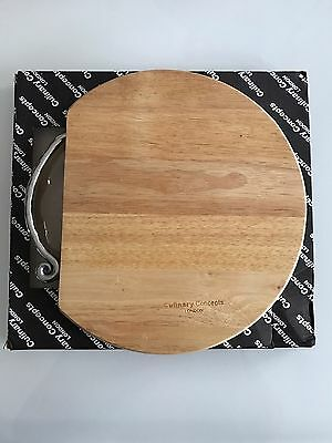 Culinary Concepts Wooden Cheese Board