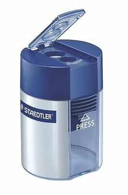 Staedtler Double-hole Tub Pencil Sharpener(2Pack)