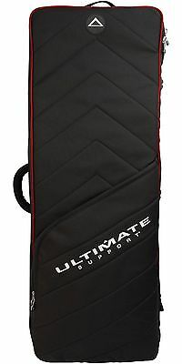 Ultimate Support USHB2-KB61-RD 61-Note Keyboard Padded Soft Gig Bag w/ Straps