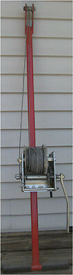 Electrician's Cable and Wire Puller with Sheaves, Used