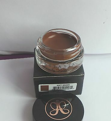 Anastasia Beverly Hills Dipbrow Pomade- Brand New- UK Seller Soft Brown