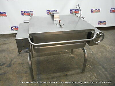 Groen Electric Tilt Skillet 30 Gallons  Model FPC-3
