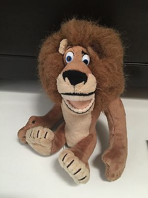 Madagascar Lion Plush