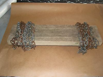wooden swing seat with chains