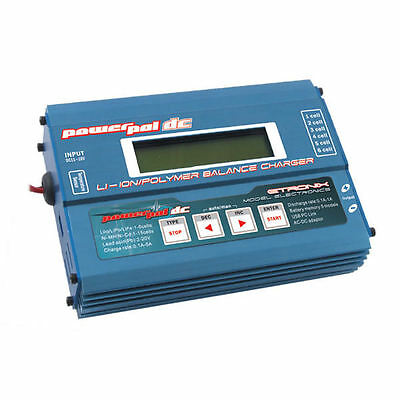 Etronix Powerpal DC Balance Charger-Discharger And Cycler - ET0205