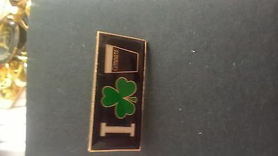 guiness promotional badge
