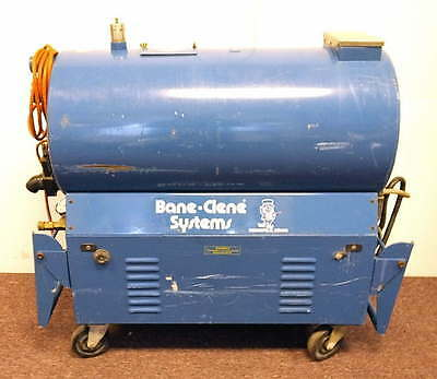 Bane-Clene Stainless Steel Carpet Cleaning Equipment Extractor