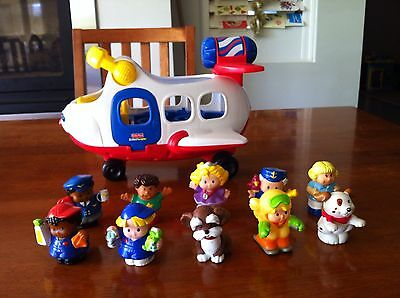Fisher Price Little People Toys.