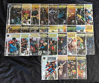 Dc Comics 1,000,000 (One Million) Collection (36) Issues Morrison High Grade
