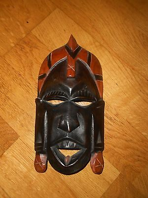 Wooden Decorative African Mask