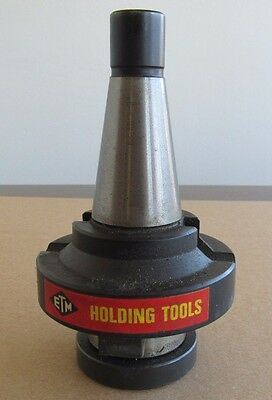 """Iscar Etm Holding Tools No. 40 2"""" Precision Shell Mill Holder Free Shipping"""