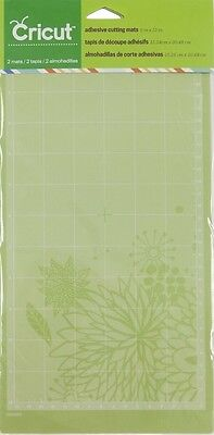 NEW Cricut Cutting Mats - 6x12 - Pack of 2 - Standard Grip Mats - FREE UK P&P