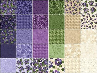 Patchwork/quilting Fabric - Maywood Studios - Arabella
