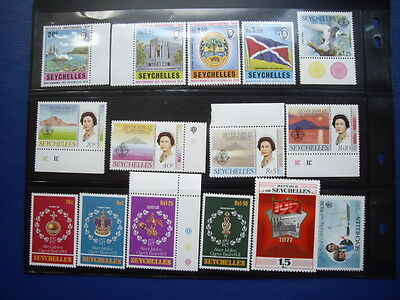 Seychelles; Various post-Independence; MNH