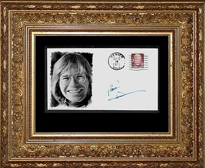 John Denver Limited Edition Collector's Envelope Repro Autograph *1000