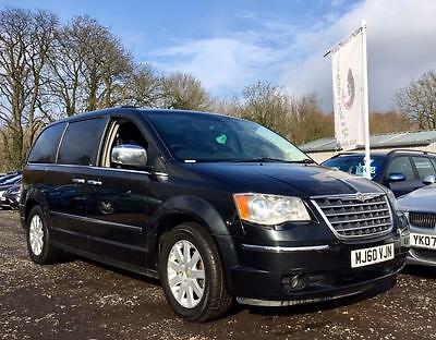 2010 Chrysler Grand Voyager 2.8 CRD Touring 5dr