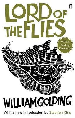 NEW Lord of the Flies By William Golding Paperback Free Shipping