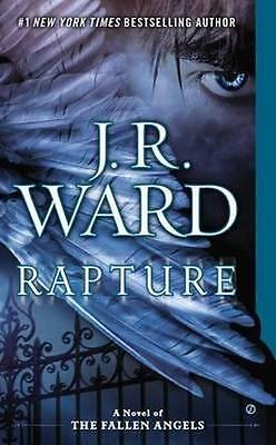 NEW Rapture By J R Ward Paperback Free Shipping