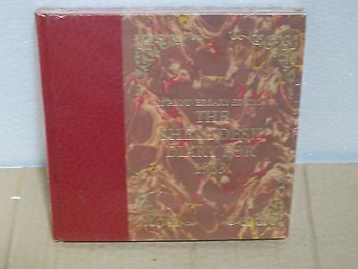 The SHELL DESK DIARY for 1983 25th ANNIVERSARY EDITION (New, Unopened)