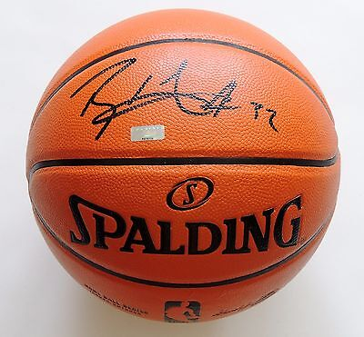 Autographed Panini Blake Griffin Los Angeles Clippers Spalding Basketball